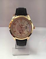 Мужские наручные часы Louis Vuitton (Луи Виттон), золотисто-белый цвет ( код: IBW180YO )