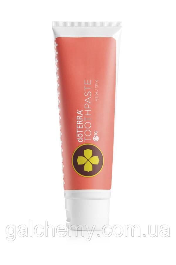DōTERRA On Guard® Natural Whitening Toothpaste / Отбеливающая зубная паста «На страже», 1 тюбик х 125 г