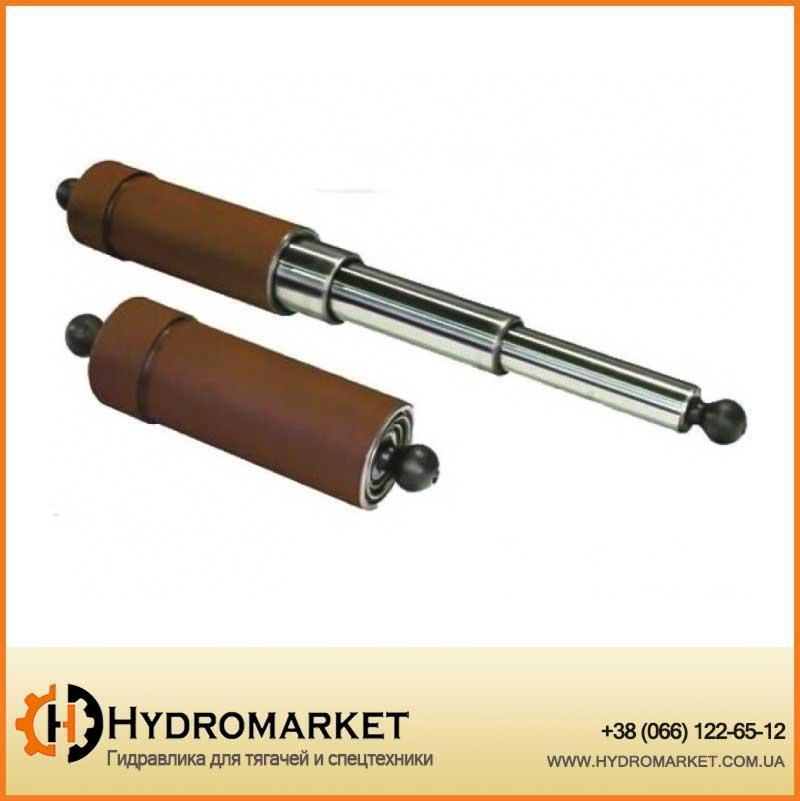 Гидроцилиндр 3-х штоковый (длина 1 штока 1432 мм)тип С