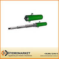 Гидроцилиндр 4-х штоковый (длина 1 штока 1691 мм)тип E
