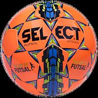 Мяч футзальный Select Futsal Attack р.4, фото 1