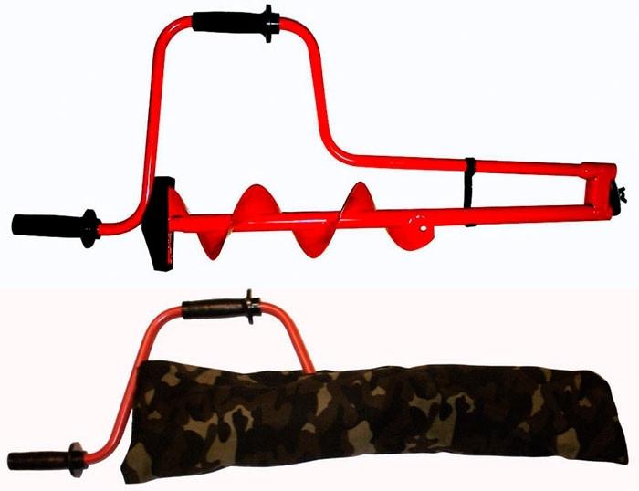 Ледобур Житомирский 130 мм. + подарок