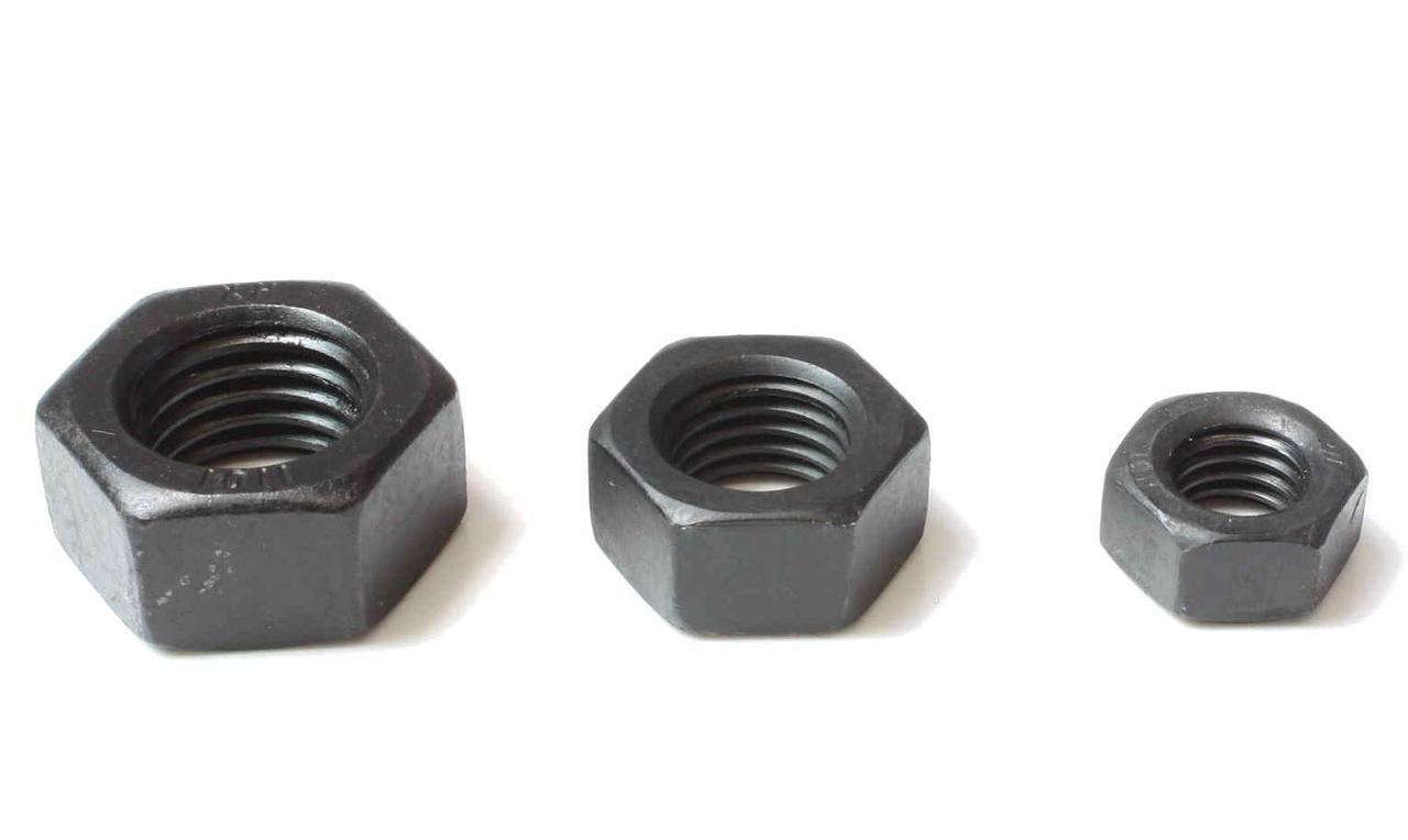 Гайки высокопрочные М110 класс прочности 10.0 ГОСТ 10605-94 DIN 934