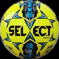 Мяч футбольный Select Team FIFA Quality р.5 желтый
