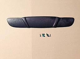 Зимняя накладка FLY Daewoo Lanos 1997-2011, матовая (верхняя)