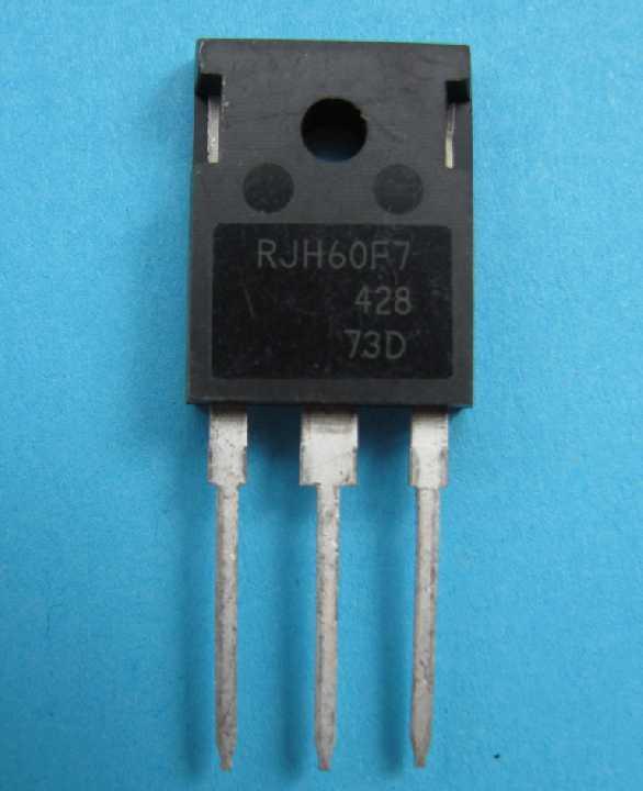 Транзистор RJH60F7, TO-247, К247