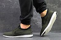 Мужские кроссовки Nike Flyknit Green