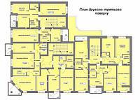 3-х комнатная квартира общей площадью 76 кв.м с индивидуальной планировкой всего за 60800 уе. !