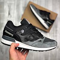 Мужские кроссовки Saucony Grid SD Gray