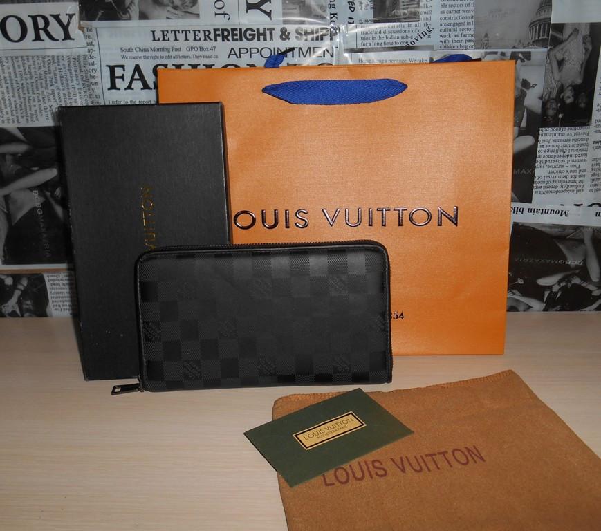 a4e552f8a293 Клатч барсетка органайзер мужской Louis Vuitton, кожа, Франция ...