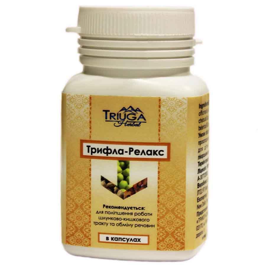 Дієтична добавка Triuga Трифла-Релакс 50 капсул
