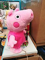 Пеппа повторюшка - забавная мягкая игрушка, фото 1