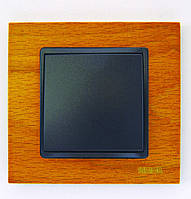 Розетки и выключатели Испания премиум Simon (дуб), фото 1