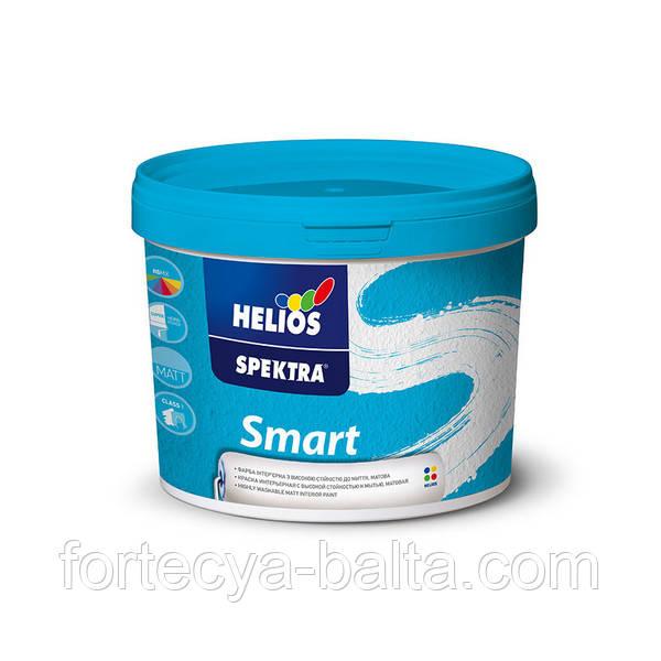 Фарба, що миється, Helios Spektra Smart 10 л