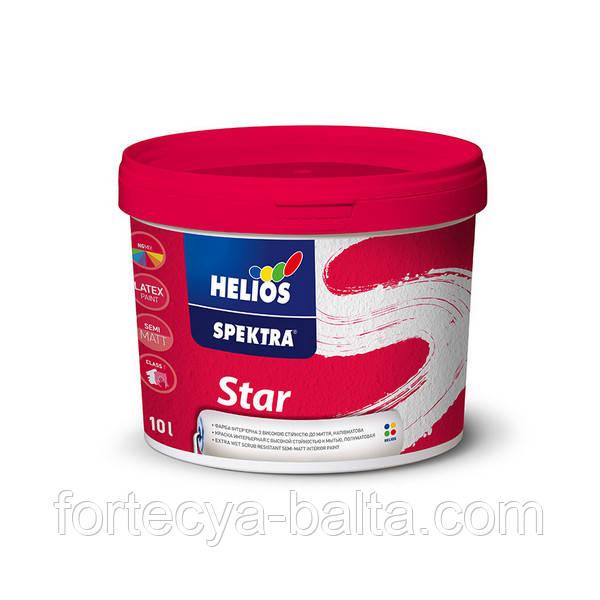 Фарба, що миється, Helios Spektra Star 5 л