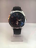 Мужские наручные часы Louis Vuitton (Луи Виттон), серебристо-черный цвет ( код: IBW180SB )