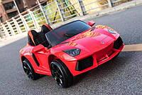 Детский электромобиль Lamborghini с пультом управления, дитячий електромобіль