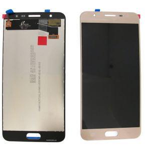 Дисплейний модуль Samsung G610 Galaxy J7 Prime, SM-G610 Galaxy On Nxt золотистий