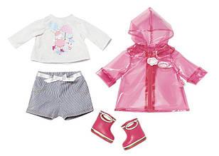 Одежда для куклы Baby Annabell Плащ Zapf Creation 700808