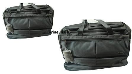 Набор дорожных сумок на трех колесах 2 в 1