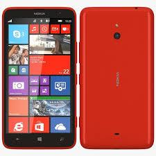 Смартфон Nokia Lumia 1320 1/8gb Orange Snapdragon 400 3400 мАч + Подарки