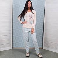 Женская пижама Турция Pink Secret 4744 XL. Размер 48-50. 95e0adccbf6af