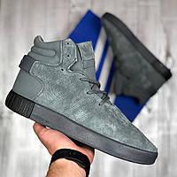 Мужские зимние кроссовки Adidas Tubular Invader Strap