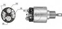 Реле втягивающее стартера на Daewoo Lanos Ланос 1.5-1.6, Opel Astra, Chevrolet Lacetti