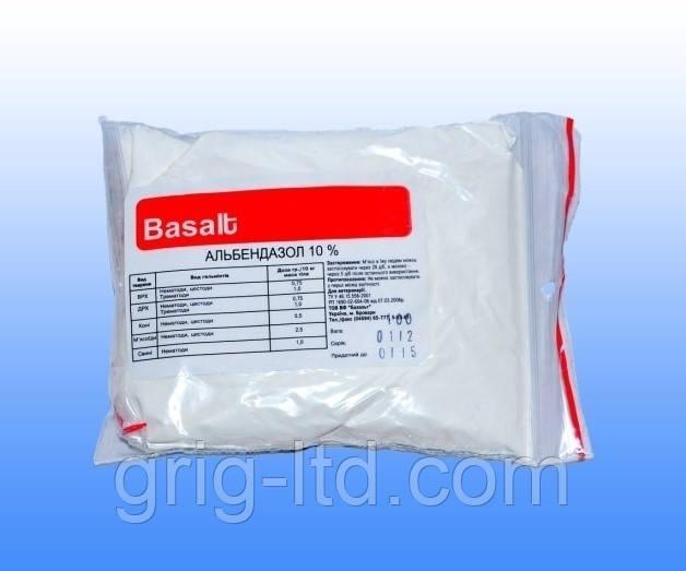 Альбендазол 10% ( 100г )