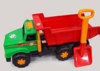 Детская машина Грузовик с лопаткой