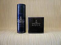 Nautilus - Nautilus Aqua (2003) - Дезодорант-спрей 150 мл - Первый выпуск, старая формула аромата 2003 года, фото 1