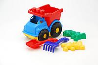 """Детская машинка """"Тотошка""""  (песочный набор)"""