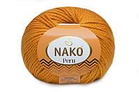 Nako Peru, Оранжевый №05419