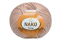Nako Peru, Розово-бежевый №10722