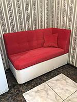Маленький кухонный уголок с ящиком (Красно-белый)