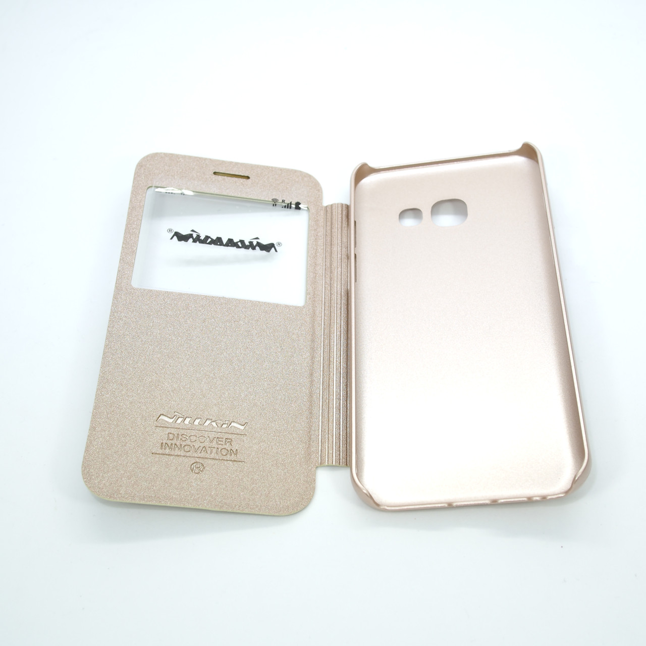 Nillkin Sparkle Samsung Galaxy A320 gold Для телефона