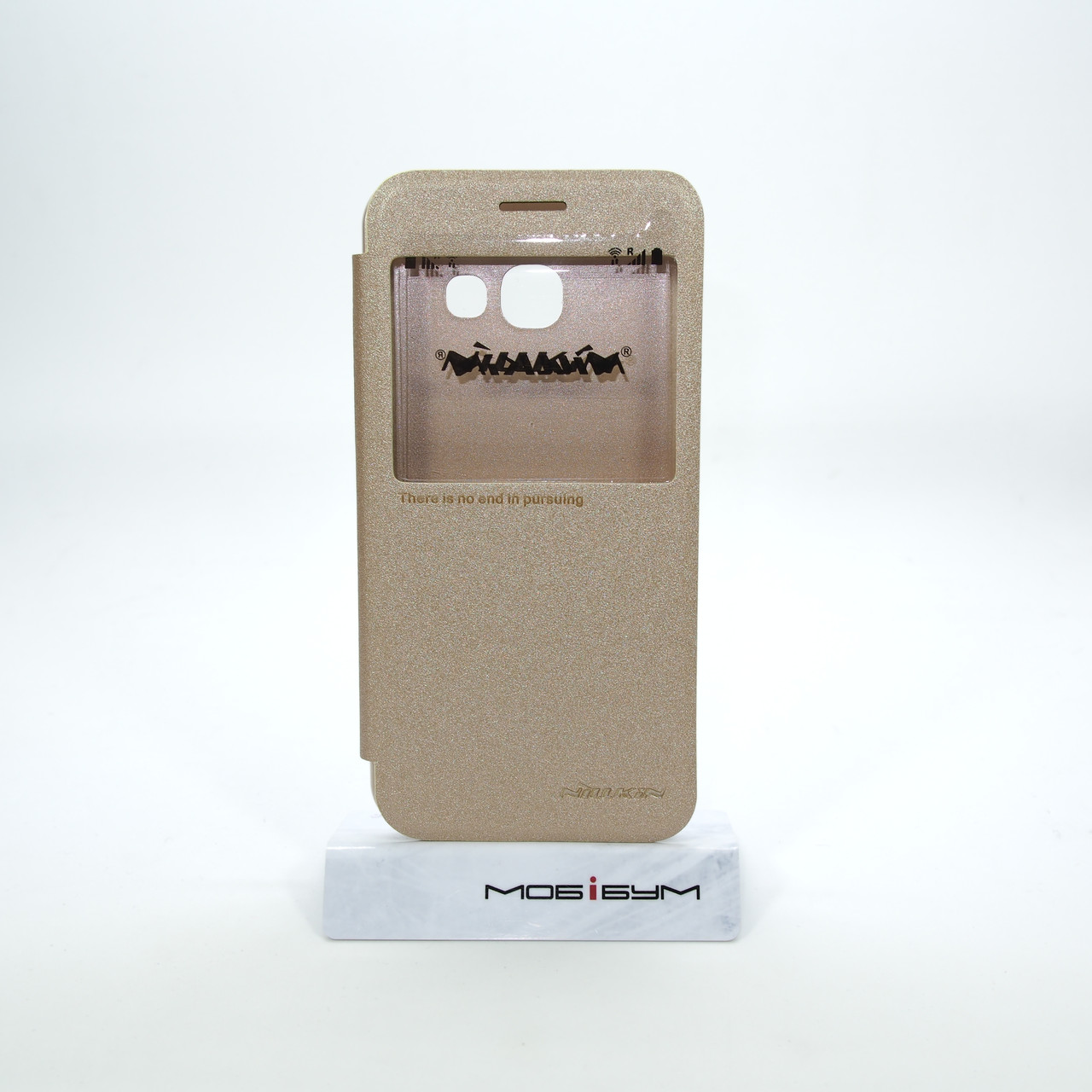 Чехол Nillkin Sparkle Samsung Galaxy A320 gold EAN/UPC: 6902048137608