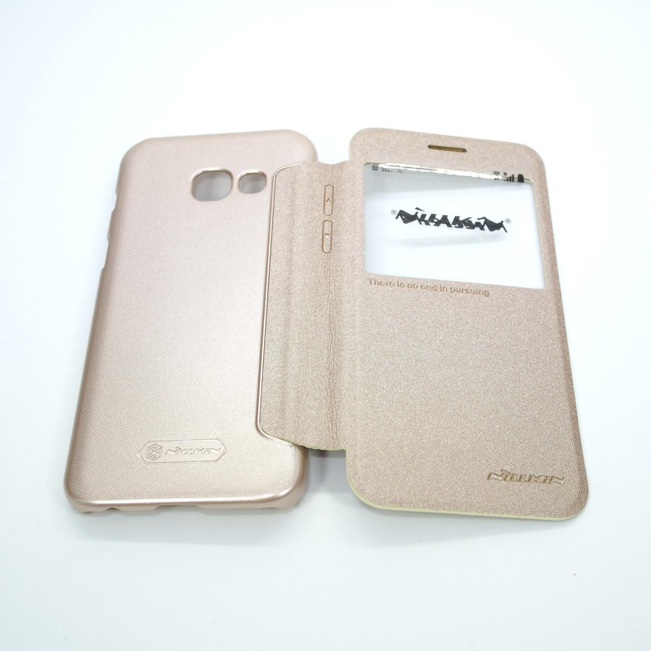Nillkin Sparkle Samsung Galaxy A320 gold