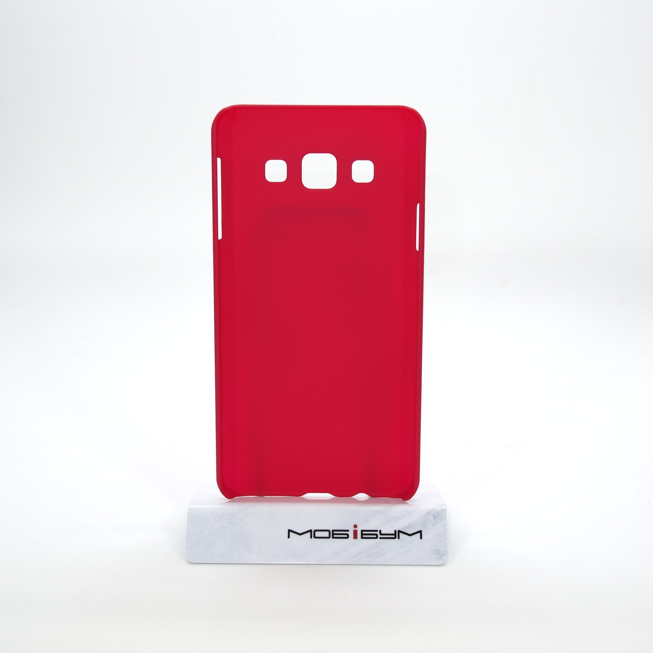 Накладка Nillkin Super Frosted Shield Samsung Galaxy A3 red (a300) 2014