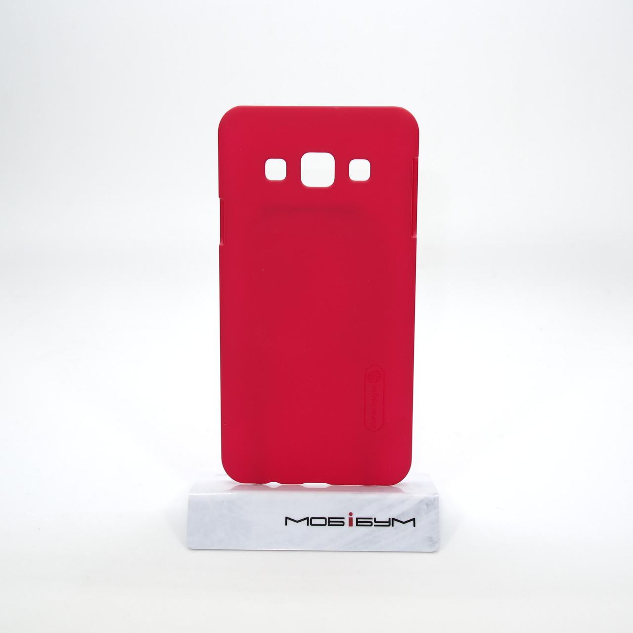 Накладка Nillkin Super Frosted Shield Samsung Galaxy A3 [A300] red EAN/UPC: 6956473222248