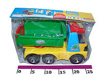 Детская грузовая машинка