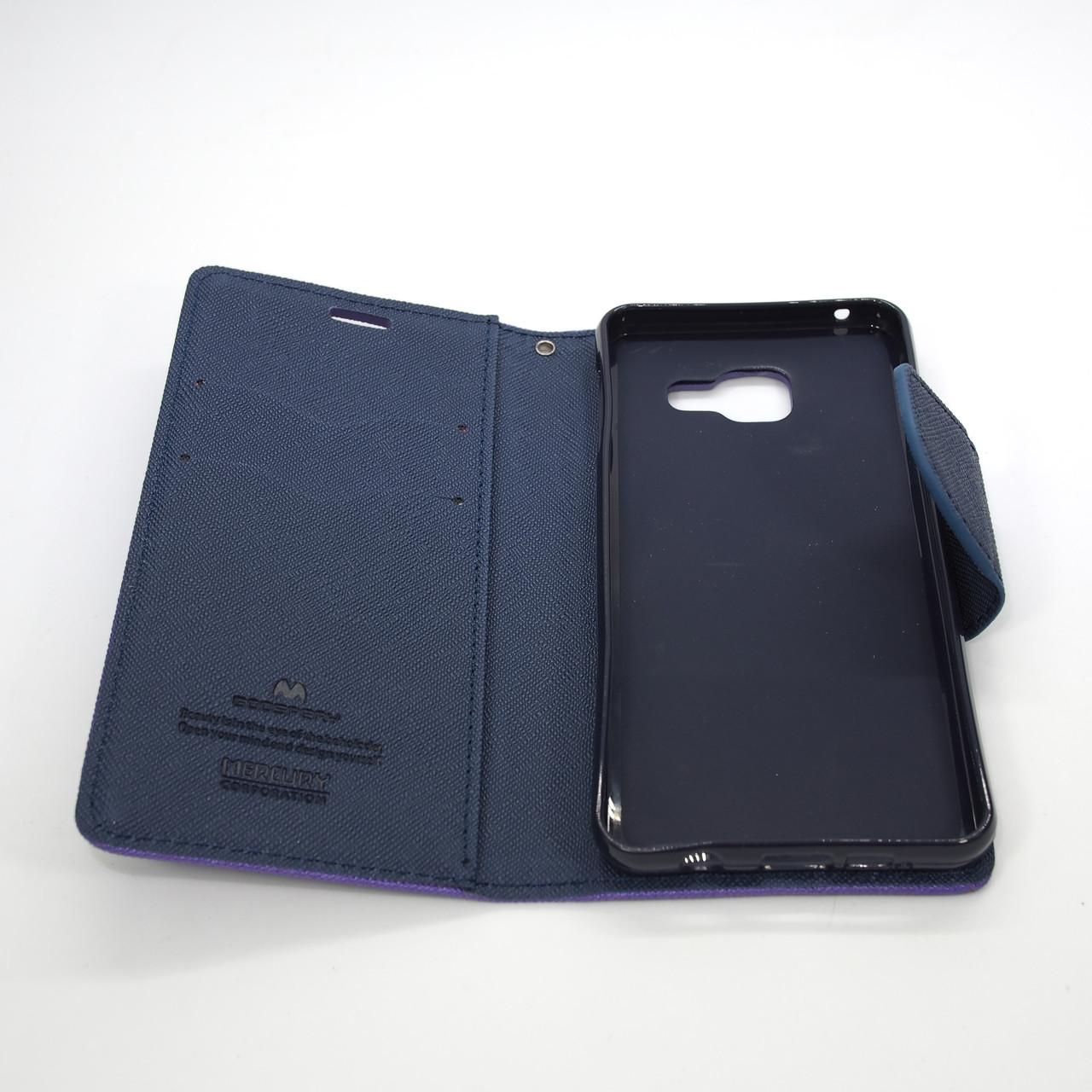 Чехлы для Galaxy A Series (остальные модели) Goospery Fancy Diary Samsung A310 violet A31 Для телефона