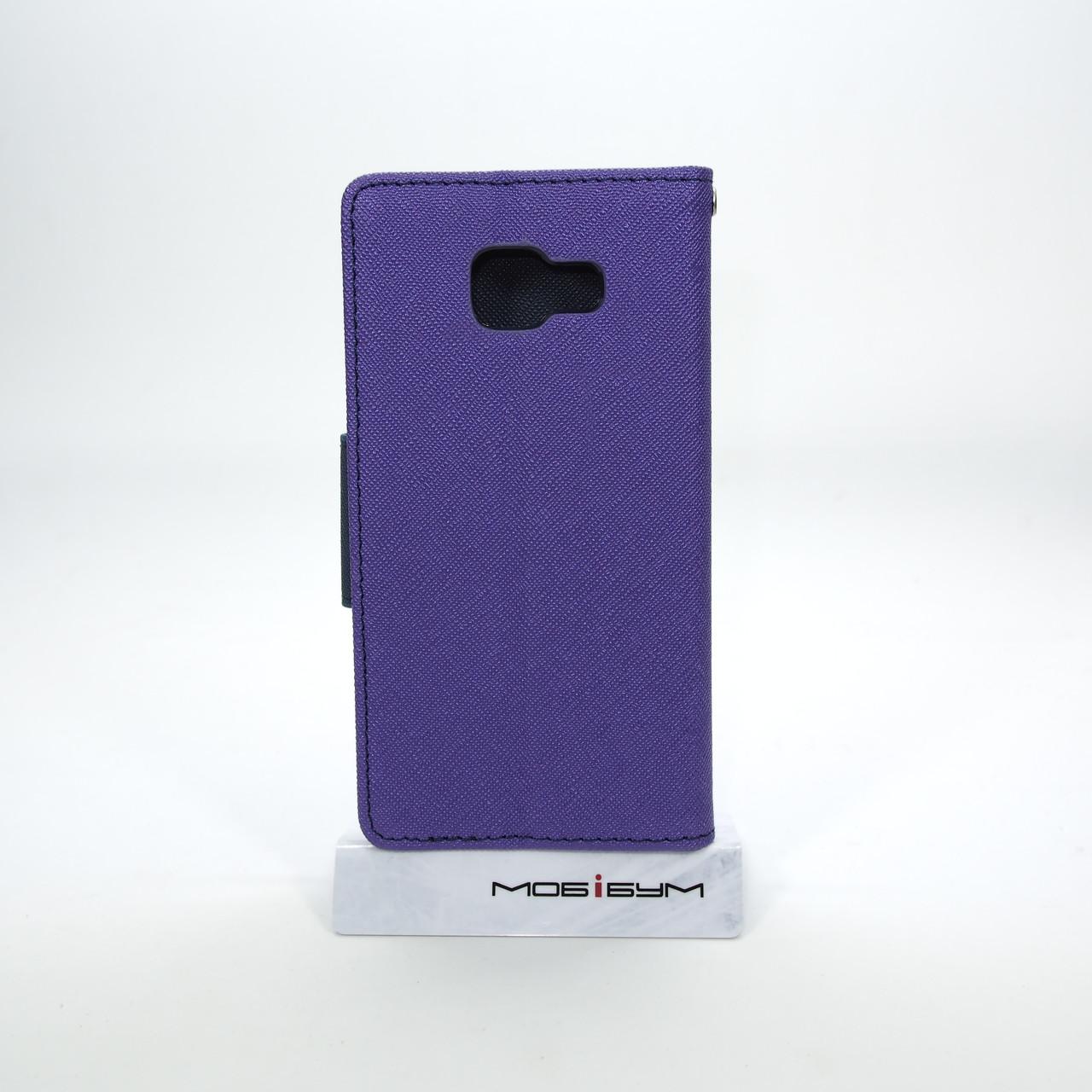 Чехлы для Galaxy A Series (остальные модели) Goospery Fancy Diary Samsung A310 violet
