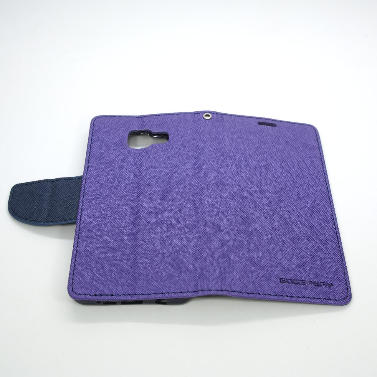 Чехлы для Galaxy A Series (остальные модели) Goospery Fancy Diary Samsung A310 violet A31