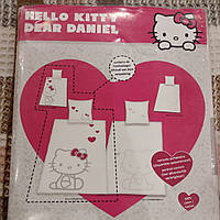Якісна постільна білизна (німецька) Hello Kitty