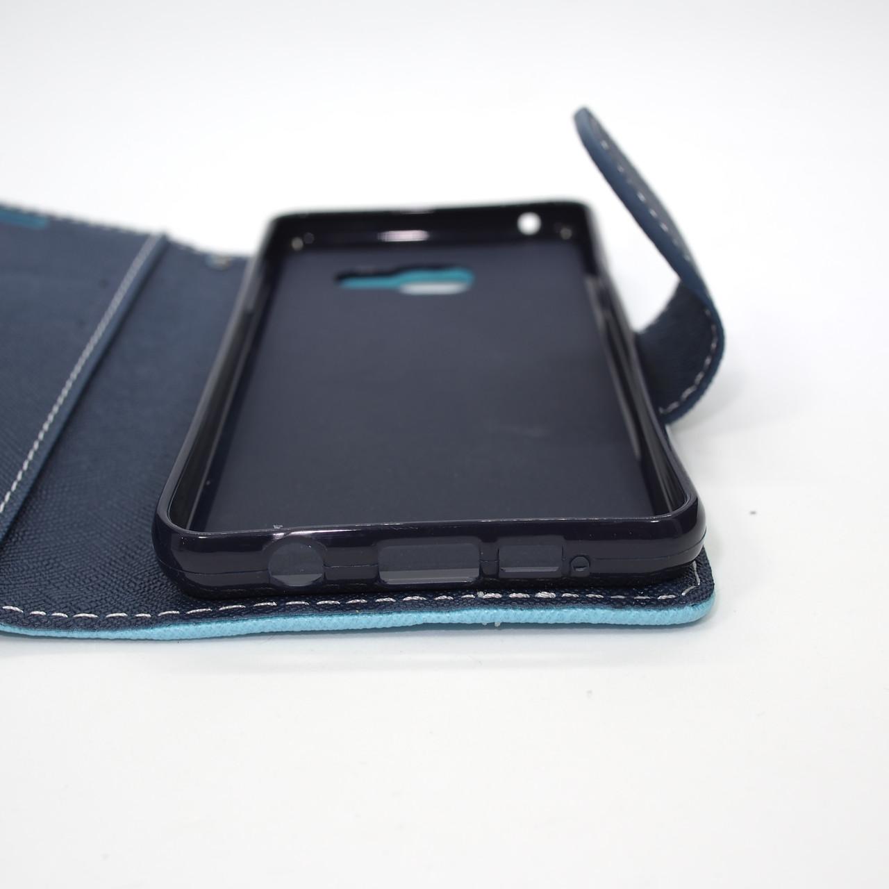 Чехлы для Samsung Galaxy A31 Goospery Fancy Diary A310 blue Для телефона