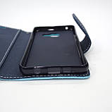 Чехол Goospery Fancy Diary Samsung A310 blue, фото 5