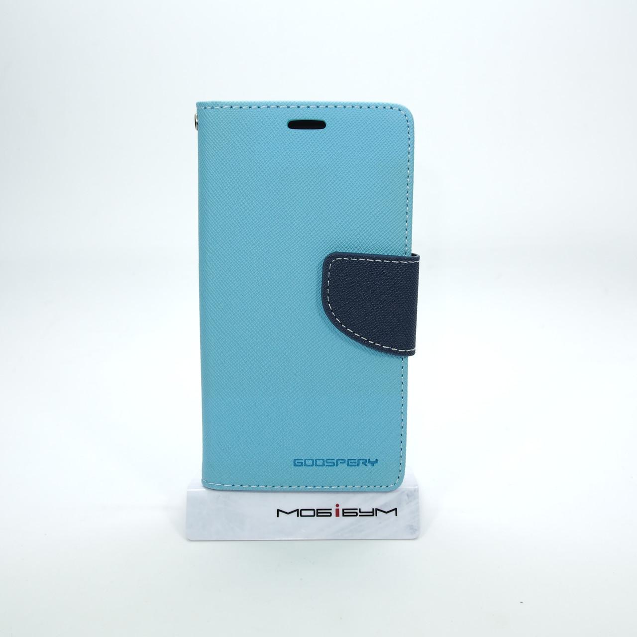 Чехол Goospery Fancy Diary Samsung A310 blue