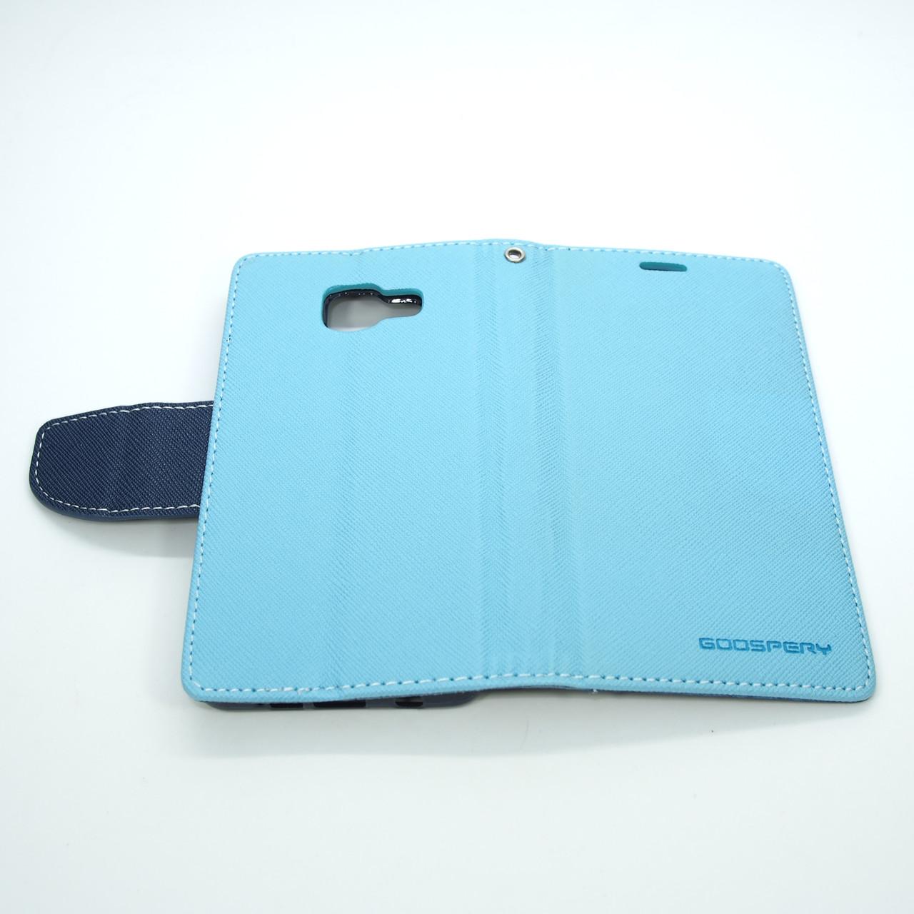 Чехлы для Samsung Galaxy A31 Goospery Fancy Diary A310 blue