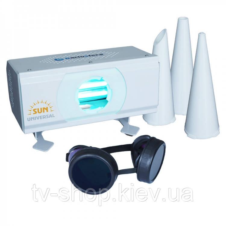 Кварцевая лампа тубус-кварц SUN universal (для детей и взрослых)